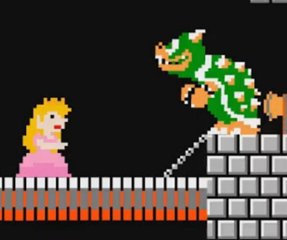 videojuegos princesa y dragón