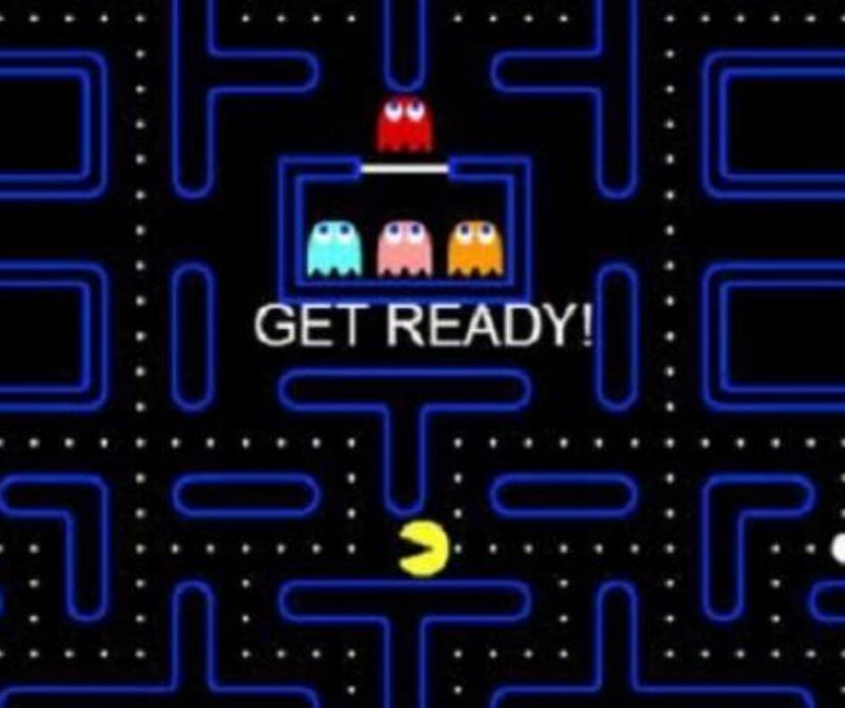 videojuegos pacman