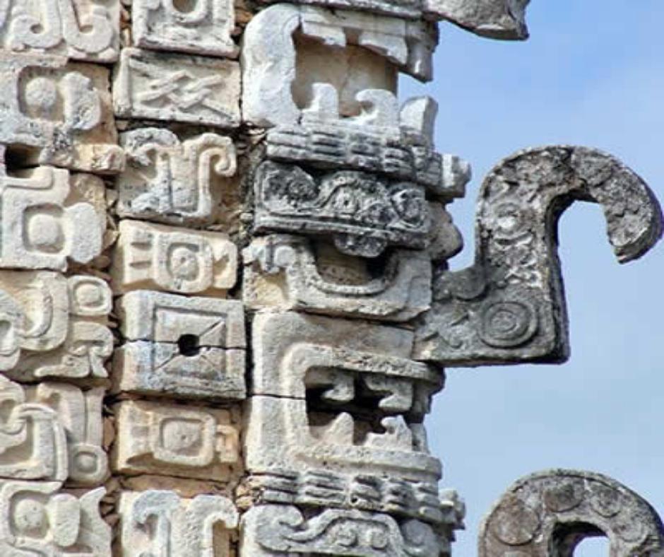 Mitología Maya figura