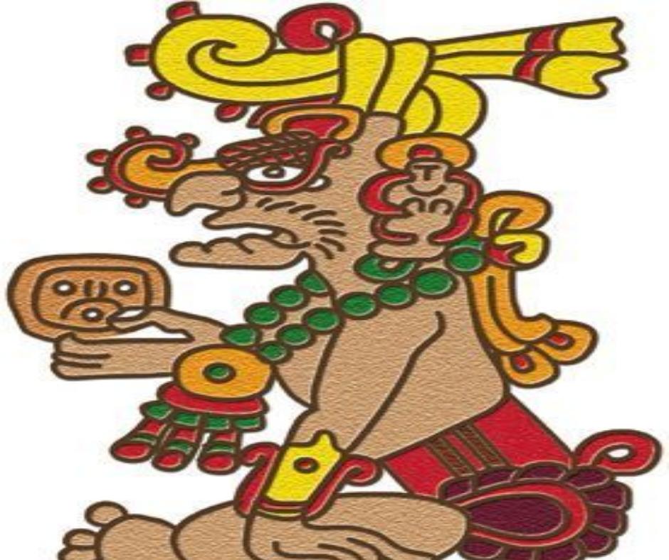 Mitología Maya Dios