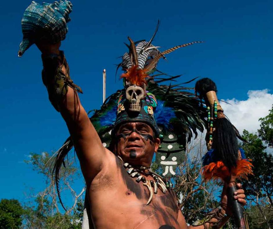 Mitología Maya persona