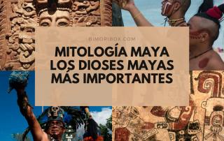 Mitología Maya imagen
