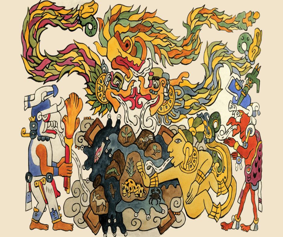 Mitología Maya dioses