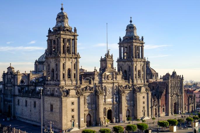 diseños de arquitectura catedral