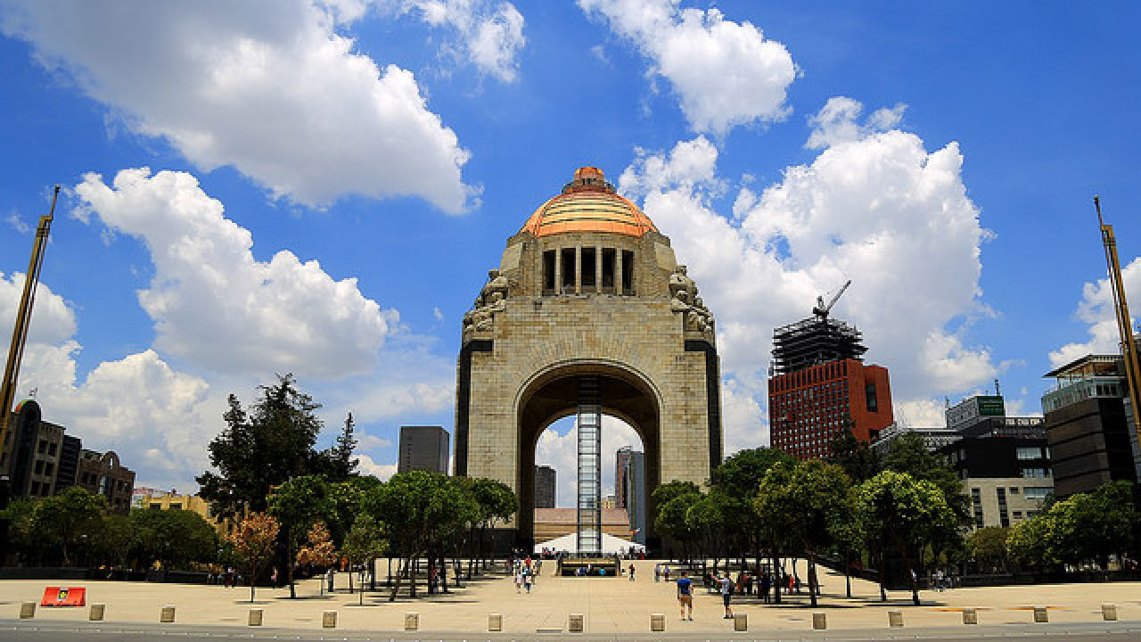 diseños de arquitectura monumento a la revolución