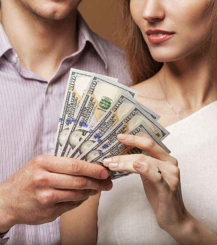 amor en MIllennials dinero