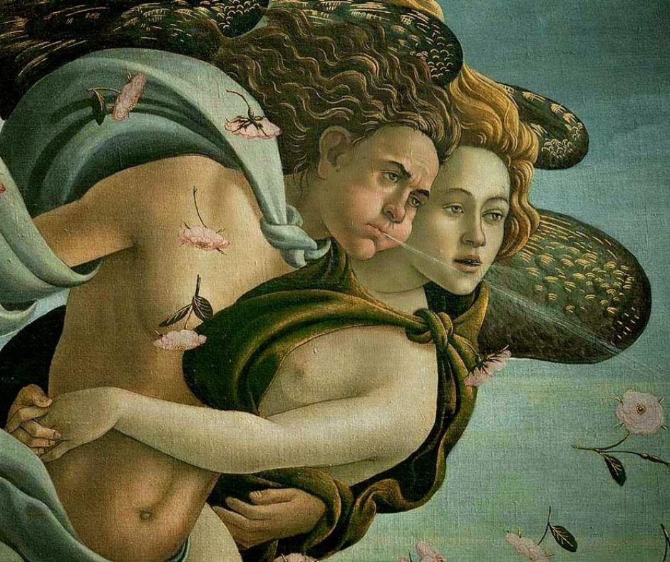 Sandro Botticelli pareja