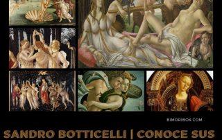 Sandro Botticelli portada