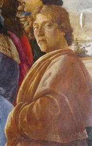 Sandro Botticelli hombre