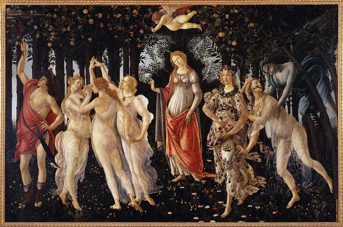 Sandro Botticelli personas