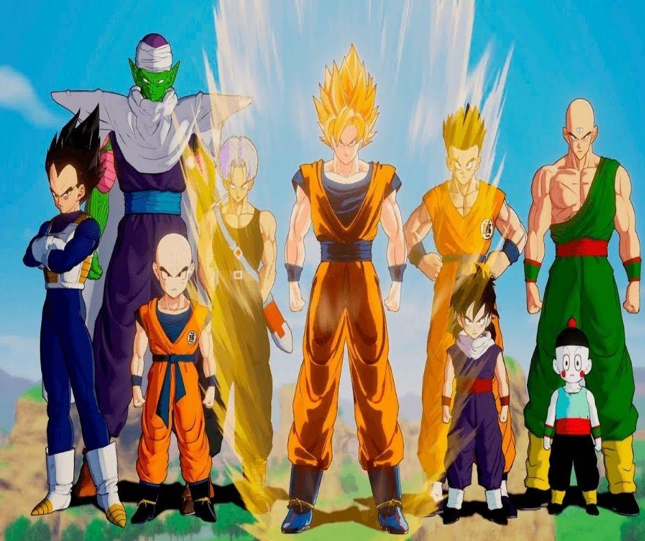 anime personajes